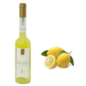 Limoncello maranfusa liquore di limoni siciliani vendita for Un liquore tonico