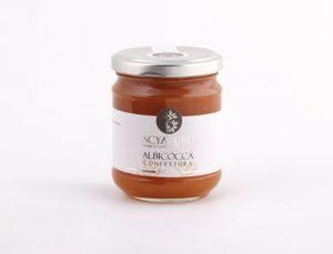 Marmellata di Albicocca Scyavuru senza zucchero