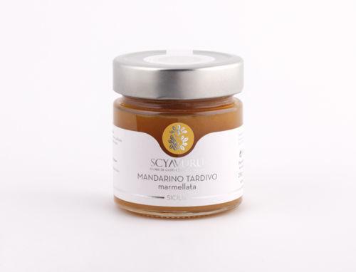 Marmellata di Mandarino Tardivo Scyavuru