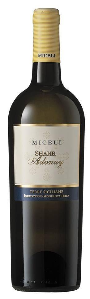 Shahr Adonay Miceli Sicilia IGT