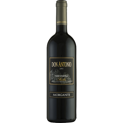 Don Antonio Morgante DOC Vino Nero d'Avola Siciliano