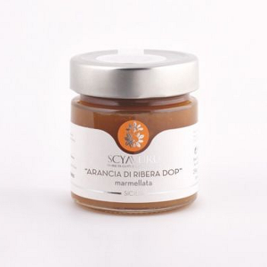 Marmellata Arancia di Ribera DOP