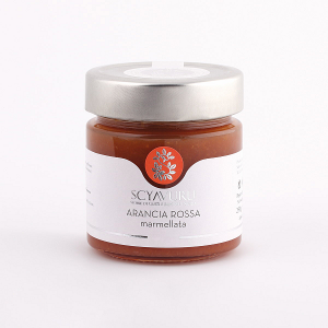 Marmellata di Arancia Rossa Scyavuru