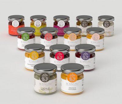 i-taste-tris-monodose-confetture-marmellate-frutta-gelatine-vino-creme-spalmabili-scyavuru