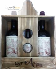 BirrArpa Legno 3 Bottiglie