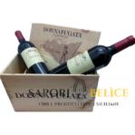 Tancredi Donnafugata Cassetta di Legno 4 Bottiglie