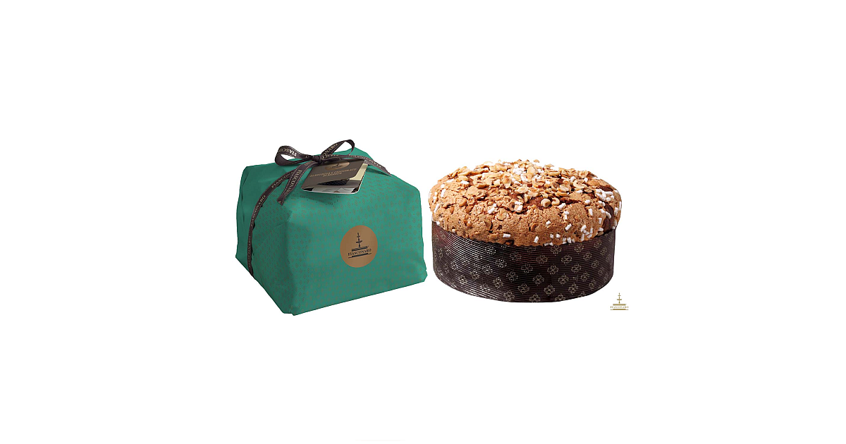 Panettone Albicocca e Cioccolato