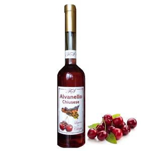 Alvanello Chiusese Liquore Artigianale alla Ciliegia