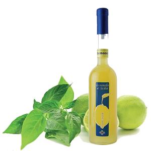 Lemonello di Sicilia Monte Polizo Limoncello