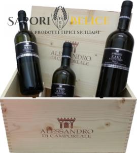 Kaid Sauvignon Blanc Alessandro di Camporeale DOC Legno 6 Bott