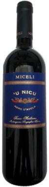 U Nicu Miceli Sicilia IGT