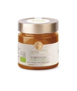 Marmellata di Albicocca bio Scyavuru