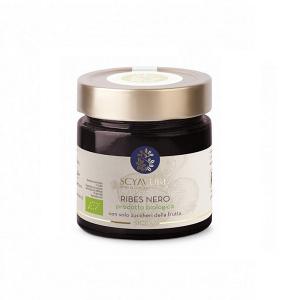 """Confettura di Ribes Nero Biologico """"Scyavuru"""""""