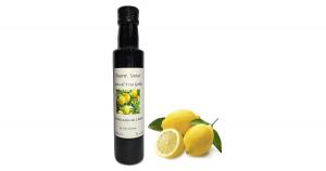 Aceto di Vino Grillo Aromatizzato Limone