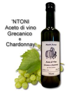 'Ntoni Aceto di Vino Grecanico Chardonnay