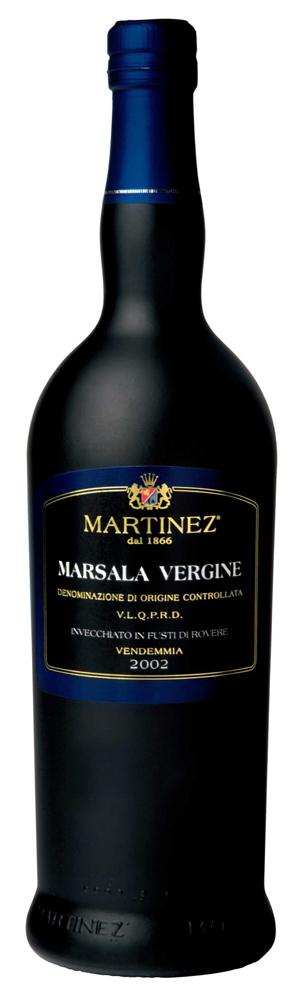 Marsala DOC Vergine Riserva 2003
