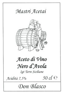 Don Blasco Nero D'Avola
