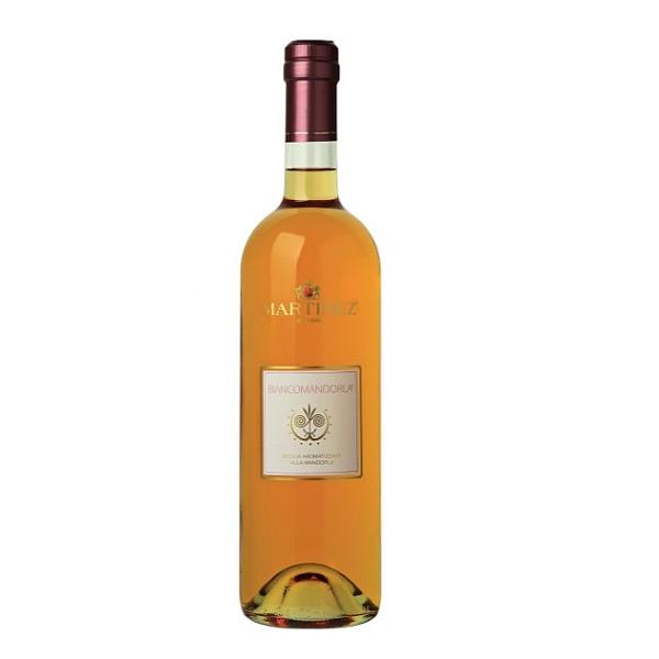 Biancomandorla Martinez Vino Liquoroso alla Mandorla