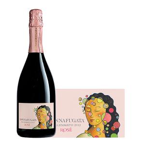 Donnafugata Brut Rosè Vino Spumante Metodo Classico