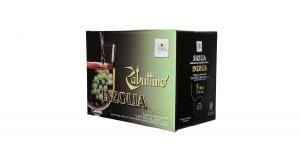 Zabuttino Inzolia Bag Box lt5 Cellaro