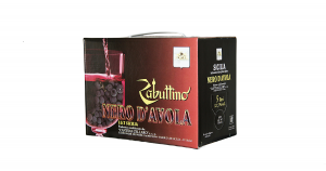 Zabuttino Nero d'Avola Bag Box Terre Siciliane