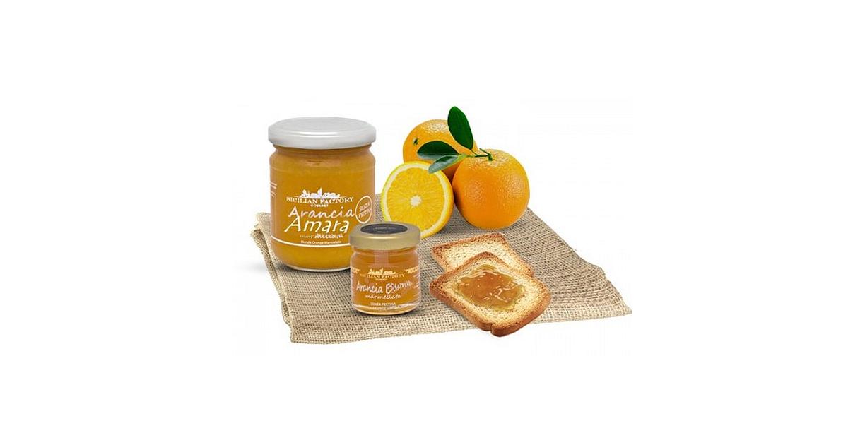 Arancia Amara Sicilian Factory