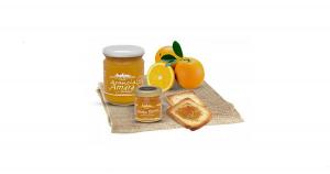 Marmellata di Arancia Amara Gr 240 Sicilian Factory Gourmet2