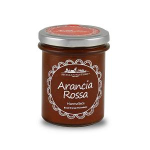 Marmellata di Arancia Rossa Gr 240 Sicilian Factory