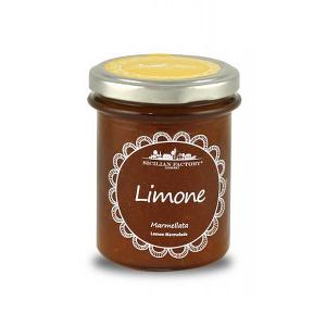Marmellata di Limone Gr 240 Sicilian Factory