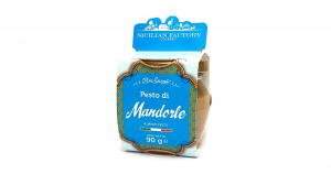 Pesto di Mandorle Gr 90 Sicilian Factory Gourmet2