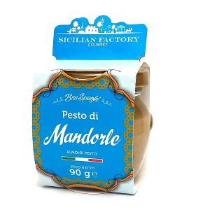 "Pesto di Mandorle Gr 90 ""Sicilian Factory"" Gourmet"