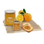 "Marmellata di Arancia Amara Gr 240 ""Sicilian Factory"" Gourmet"