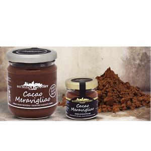 Cacao Meravigliao Sicilian Factory