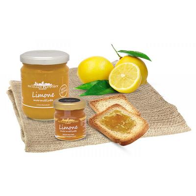 "Marmellata di Limone Gr 240 ""Sicilian Factory"" Gourmet"