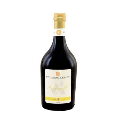 """Artemide Bionda Birra Artigianale """"Birrificio Namastè"""""""