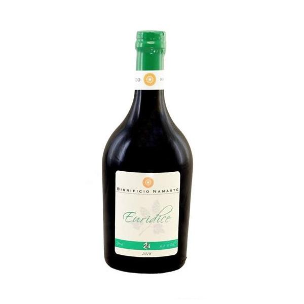 """Euridice Nera Birra Artigianale """"Birrificio Namastè"""""""