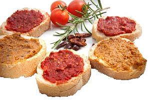 Mostarde Pesti e Patè