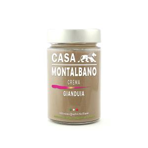 Crema di Gianduia Gr 200 Casa Montalbano