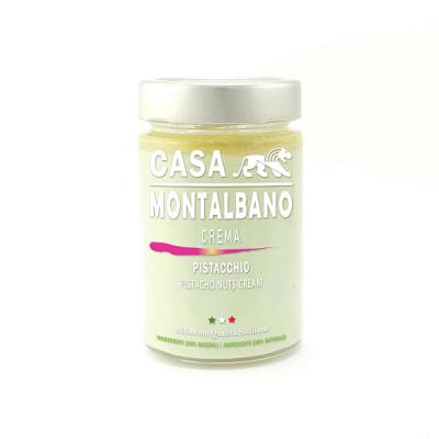 Crema di Pistacchio Gr 200 Casa Montalbano
