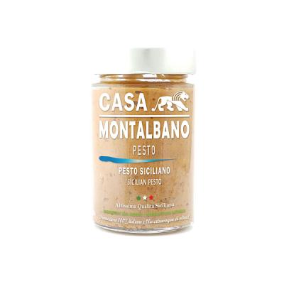 Pesto Siciliano Gr 200 Casa Montalbano
