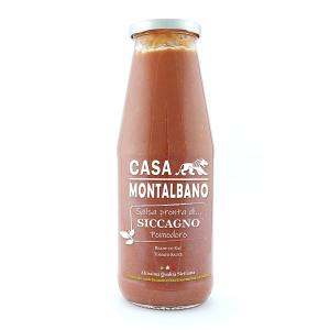 Salsa di Pomodoro Siccagno Gr 700 Casa Montalbano