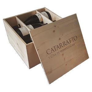 Catarratto Vigna di Mandranova Cassetta di Legno Alessandro di Camporeale