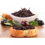 Patè di Olive Nere 950Gr in Olio Extravergine di Oliva