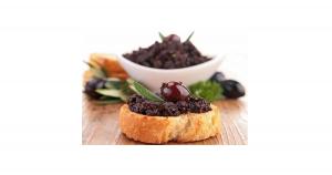 Patè di Olive Nere 950 Gr in Olio di Semi di Girasole 2