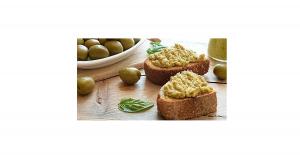 Patè di Olive Verdi 950Gr Casa Montalbano2