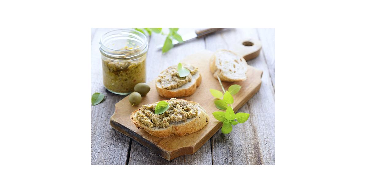 Patè di Olive Verdi 950Gr in Olio Extravergine di Oliva2