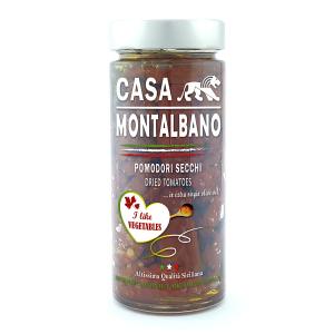 Pomodori Secchi Gr 280 Casa Montalbano