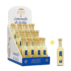 Limoncello Lemonello di Sicilia Monte Polizo cl 5