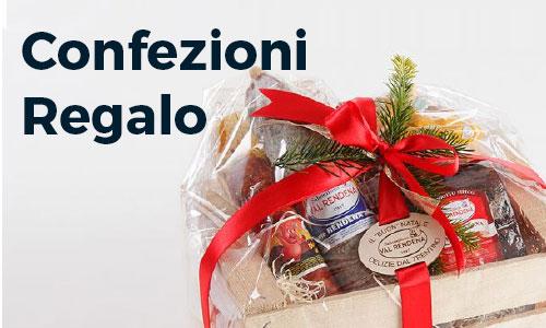 Confezioni Regalo | Saporidelbelice.com