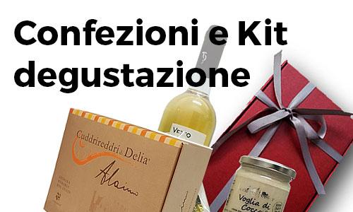 Confezioni Regalo e Kit Degustazione | Saporidelbelice.com